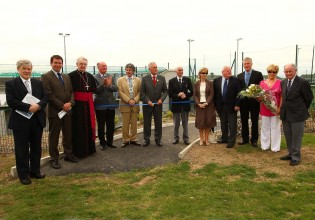 2010 - GAA President's Visit to Cnoc Síon