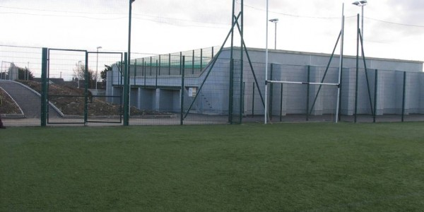 New Club pitch Facilities