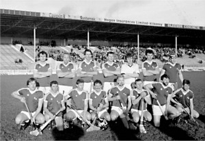 Munster Finalists 1988