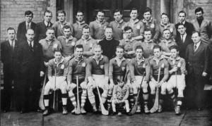 Senior Hurling Champions 1938-1939-1940
