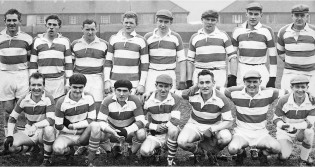 Senior Football Finalists 1959