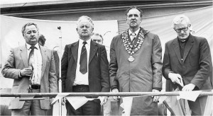 Official Club Opening 1982