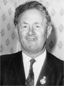 Padraig O Fannin - GAA President 1970 -1973