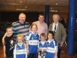 2006 Senior Hurling Champions. Fanning Family.